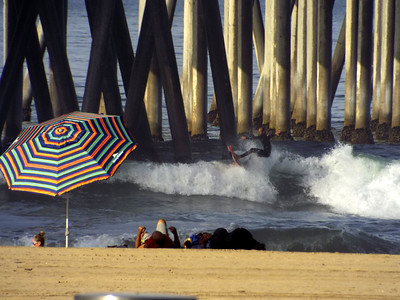 5/31/20 * DAILY SURFING PHOTOS * H.B. PIER
