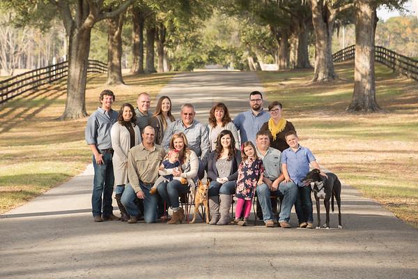 Musgrove Family