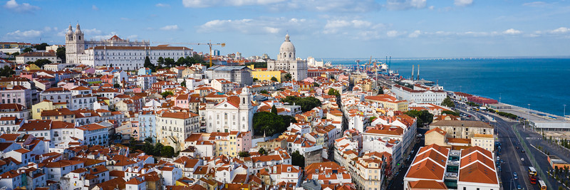 Lisboa (Drone Footage) | Portugal