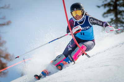 U14+ Tech Finals Slalom Friday 03/30/2018