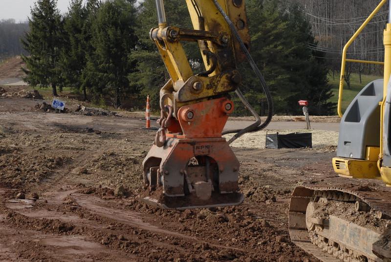NPK C4C compactor on Kobelco 135SR mini excavator (6).JPG