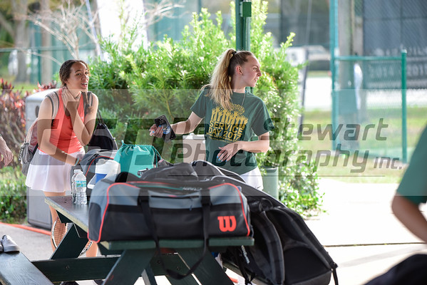 Girls Tennis 2/13/20