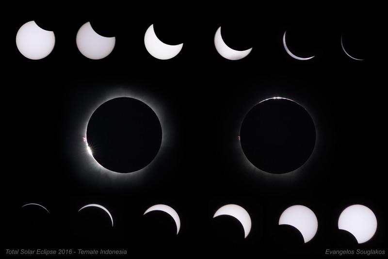Total Solar Eclipse 2016 - Ternate Indonesia