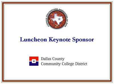 HCADFW October Procurement Luncheon with DCCCD