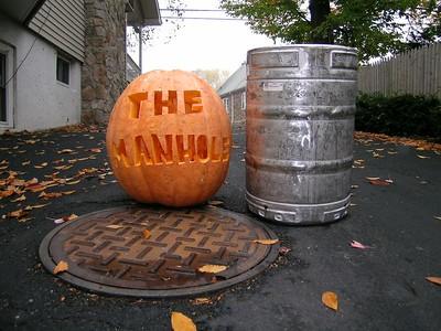 Halloween @ The Manhole