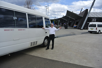 Peter Bus Driver and Chauffeur 2013