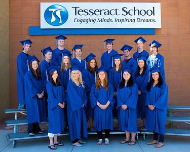 Tesseract Upper School Graduation - 2012