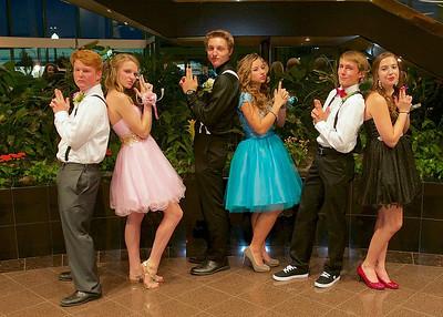 Brayden T. Frost - 2015 Senior Prom
