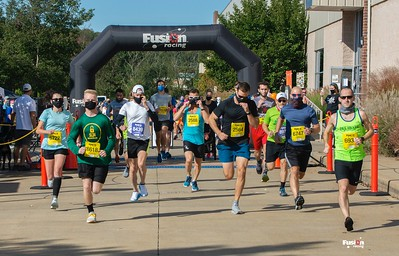 All Out 5K - 2020 Race Photos