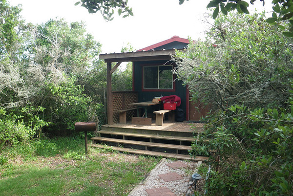 Matagorda Shuttle/Camping 4-2012