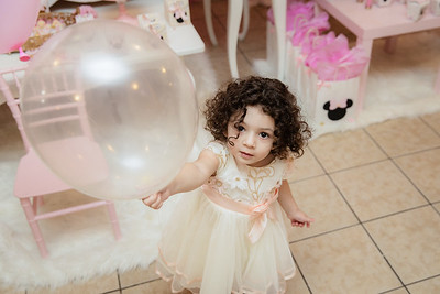 Arabella's 2nd Birthday Party