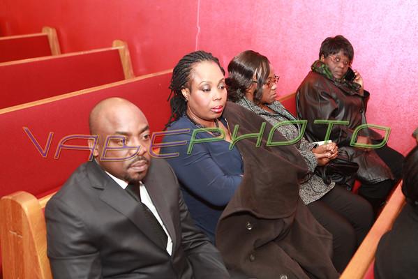Adjoko Simone Lassey Funeral