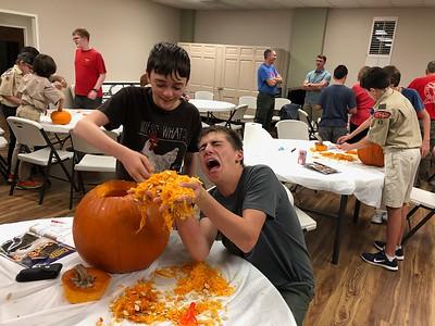 2018 10 Pumpkins