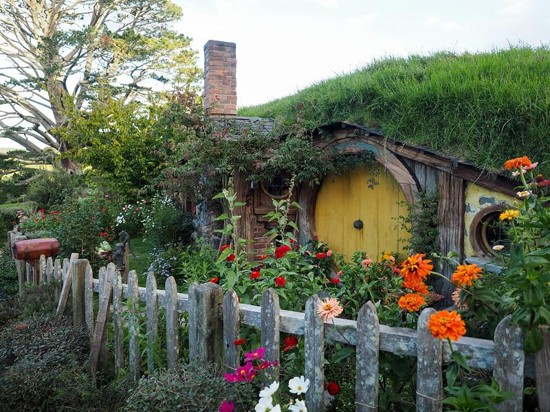 Samwise Gamgee's house in Hobbiton