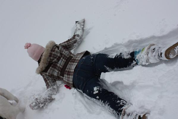1.10.2011 SNOW DAY!