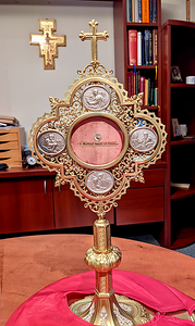 2020.11.17 St. Matthew Relic