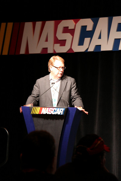 2009 NASCAR Security & Track Services Summit - NASCAR Executives