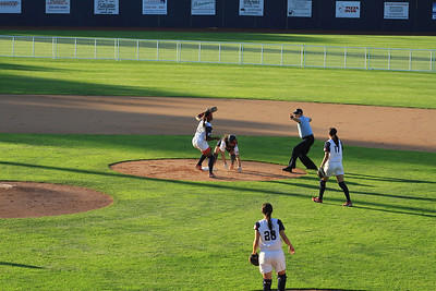 U.S.A. National Softball Team, Canton Ohio 6-16-2010