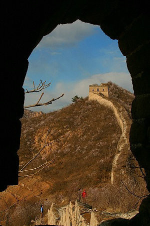【spring】Spring mountain great wall