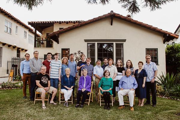 Altadena Family Portraits
