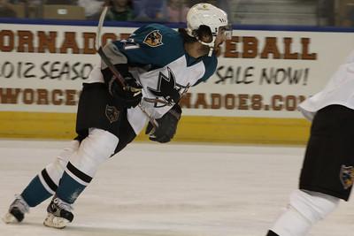 Worcester Sharks 2011/2012