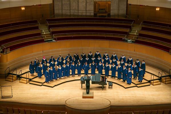 1. Squalicum High School Concert Choir