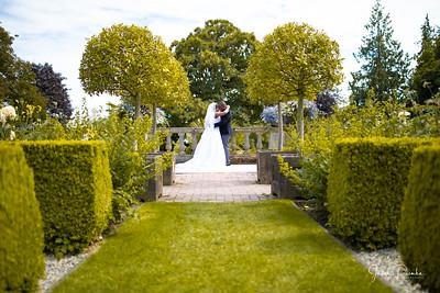 Akin & Deola Wedding - Hatley Castle | Best Wedding Photographer  Victoria BC