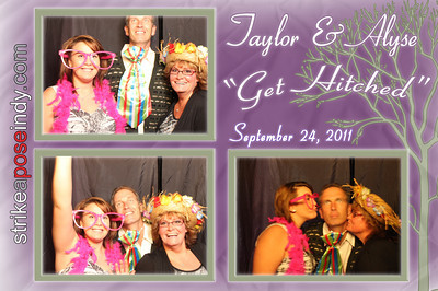 "Taylor & Alyse ""Get Hitched"""