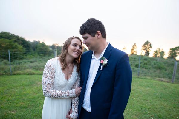 Hannah and Dan