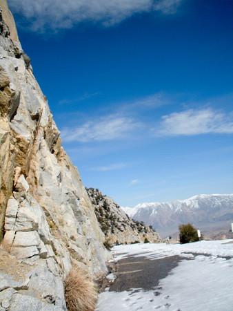 Upper Boy Scout Lake Day-Climb - February 14, 2010
