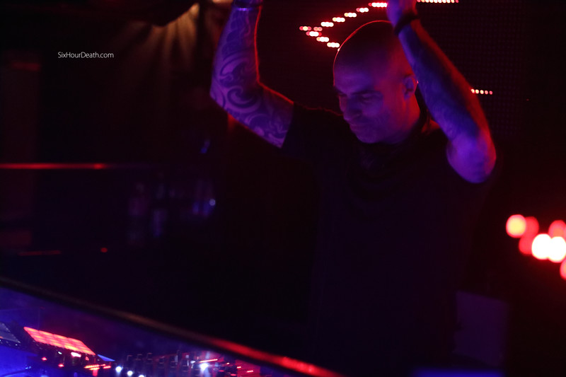 Chris Liebing in Denver, CO