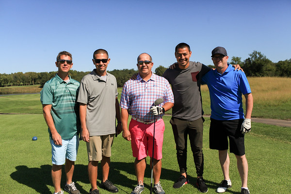 Leo's golf tournament