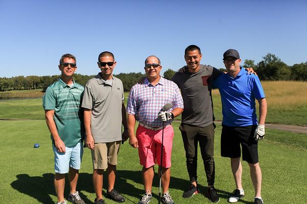 Leo's golf tournament