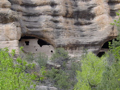 Gila Cliff Dwellings NM 2005