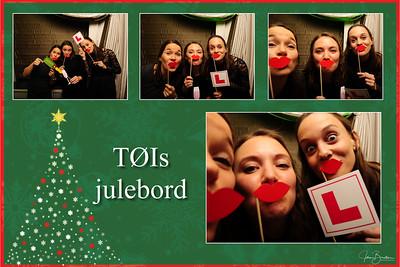 TØIs julebord 2016