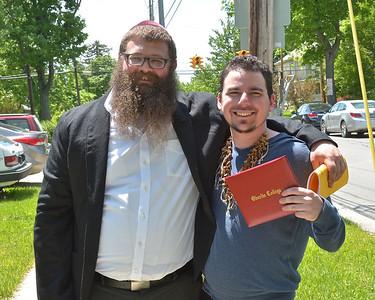 Jonathan's Oberlin Graduation 2014