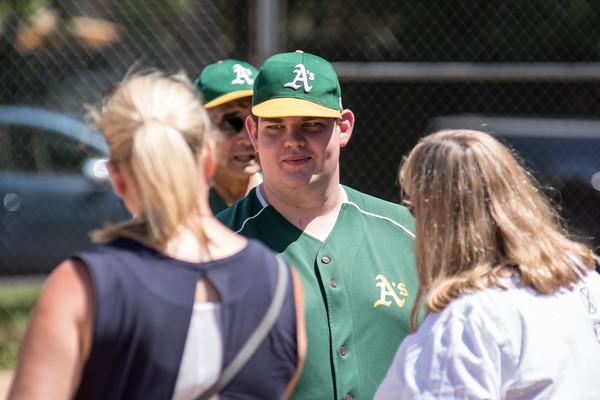 2019 the A's - Joe Lulay's Baseball Team