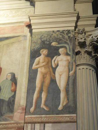 Italy 2012: Brancacci Chapel