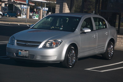 Cadette - our 2009 Chevy Cobalt
