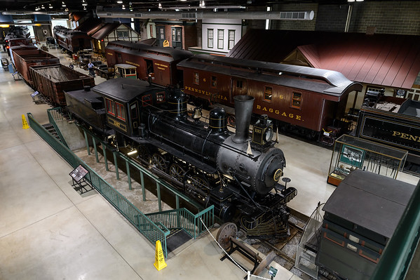 Railroad Museum of Pennsylvania