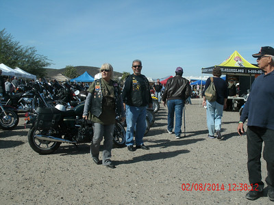 Tonapah Chili Run on Sat 2/8/2014