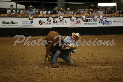 Steer Wrestling 2021
