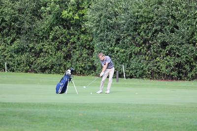 Golf vs. St. Francis 9/26/19