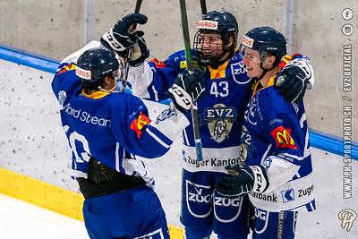 EVZ U20-Elit - Fribourg Gottéron Young Dragons