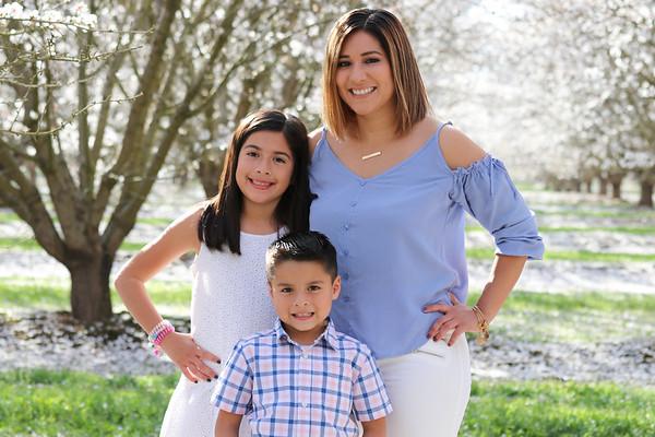 Rebecca Family Photos