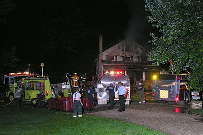 06-28-08 West Lafayette FD House Fire