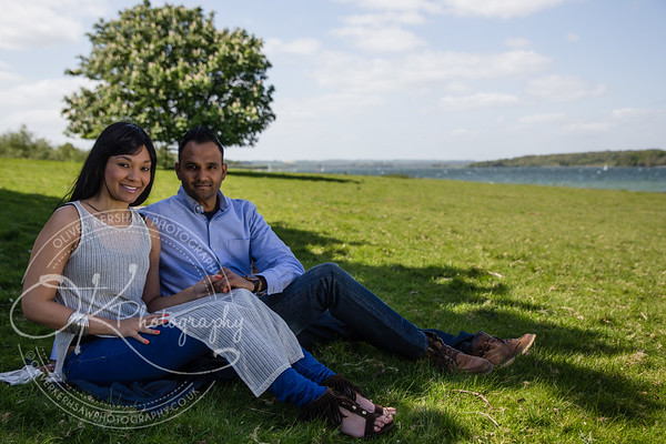 Stacey & Tanay Engagment Photos