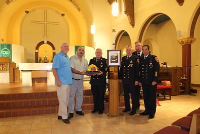 leonia Fire Department Memorial 7-21-17