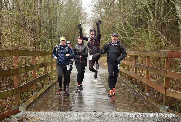 Woolley Runs - Feb 17th, 2018
