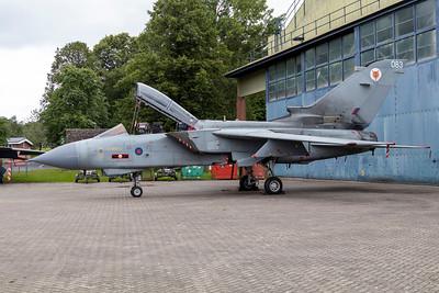 RAF Cosford Threshold Shoot Tonka's & Jags 18-08-21